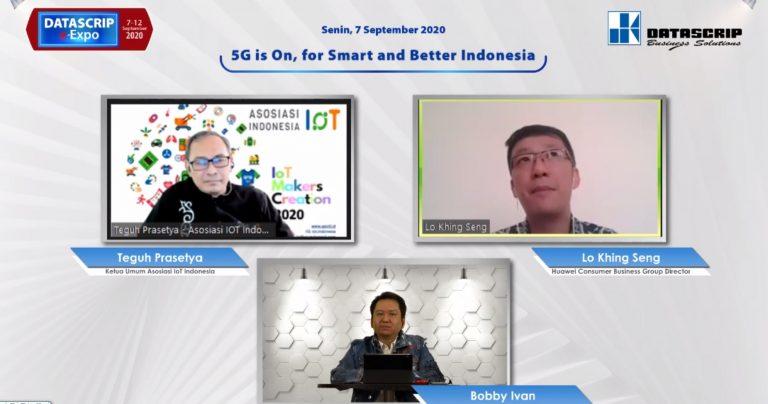 175 Juta Rakyat Indonesia Siap Menyambut Teknologi 5G