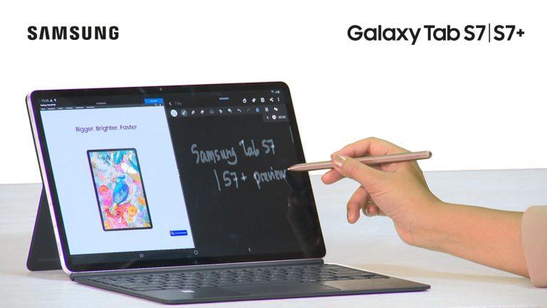 Ini Dia, 8 Alasan Kamu Perlu Beralih ke Galaxy Tab S7 Series