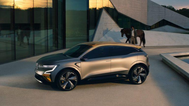 Renault Perkenalkan Mobil Listrik 'Murah' dan Hatchback Listrik Terbaru