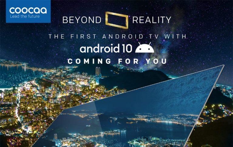 Coocaa Akan Luncurkan Smart TV Berbasis Android 10 Pertama di Indonesia