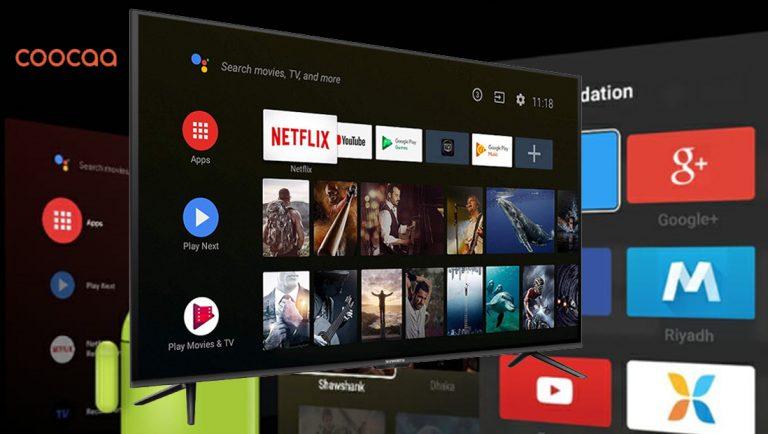 Skyworth Luncurkan Coocaa CUC7500, Smart TV Android 10 Pertama di Indonesia, Dibanderol Rp 4.999.000