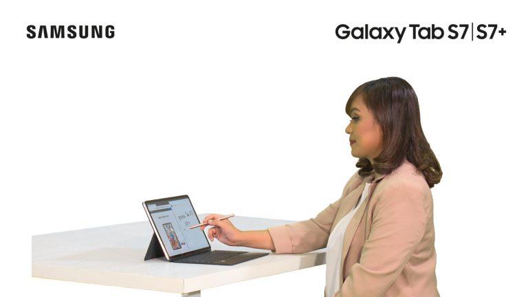 Manfaatkan Wireless DeX di Samsung Galaxy Tab S7 Series untuk Maksimalkan Produktivitas di Kondisi PSBB