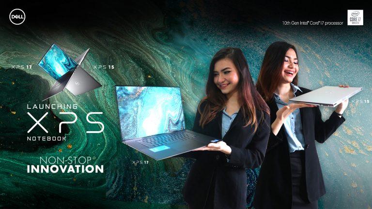 Bawa Standar Kualitas Tertinggi, Dell XPS 17 & 15 Resmi Meluncur di Indonesia. Sebegini Harganya