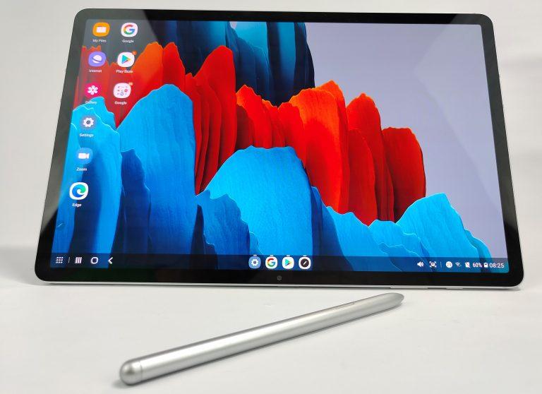 Bermain Game Berat dengan Samsung Galaxy Tab S7 Series? Siapa Takut!