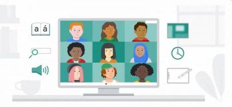 Fitur Baru Google Meet Permudah Guru dan Murid Saat Kelas Online