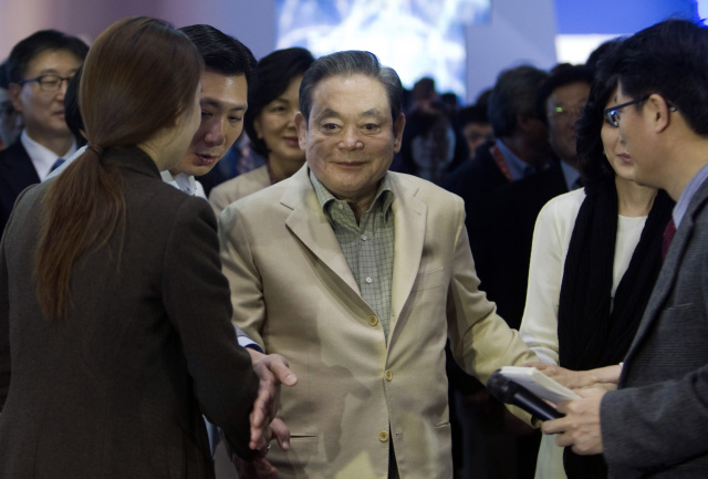Pemimpin Besar Samsung Tutup Usia di 78 Tahun