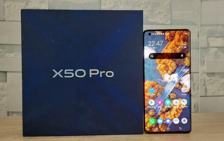 Review Vivo X50 Pro, Flagship Pertama Vivo yang Mengandalkan Fitur Gimbal Stabilization