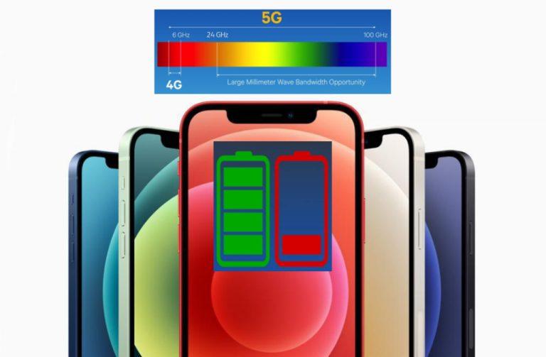 Akses Jaringan 5G di iPhone 12 Disebut Lebih Boros? Ini Penjelasannya!