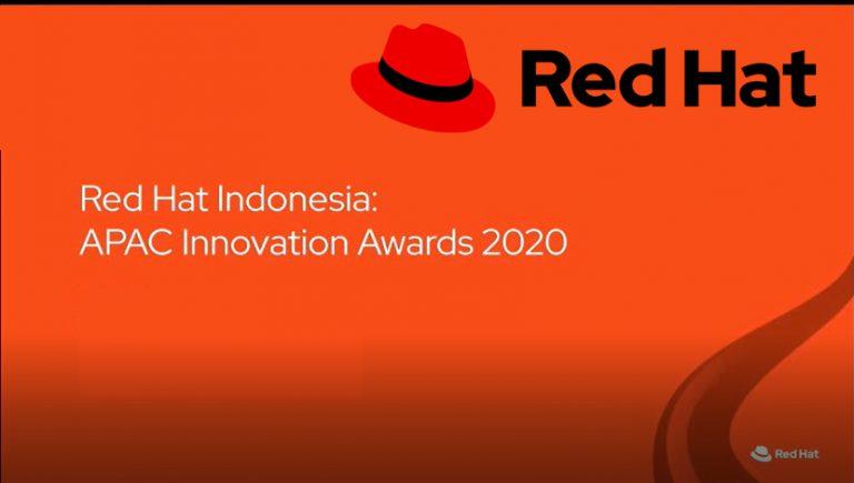 CIMB Niaga Raih Red Hat Innovation Award di Red Hat Forum 2020