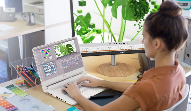 Usung Intel Core Generasi ke-10 dan Cooling System Senyap, Laptop Acer ConceptD 7 Series Dukung Para Kreator Konten Makin Produktif