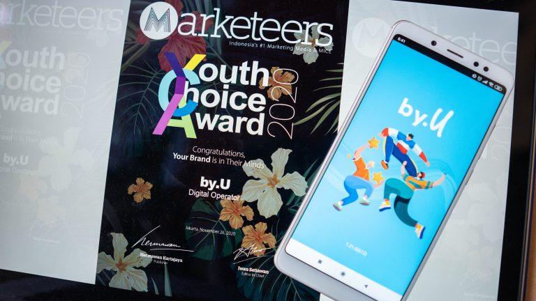 Selamat! by.U Dipercaya Generasi Z sebagai Brand Digital Pilihan
