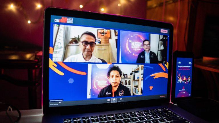 Acara Puncak The NextDev Summit 2020, Telkomsel Hadirkan Wadah Kolaborasi Berbasis Teknologi Digital Kreatif