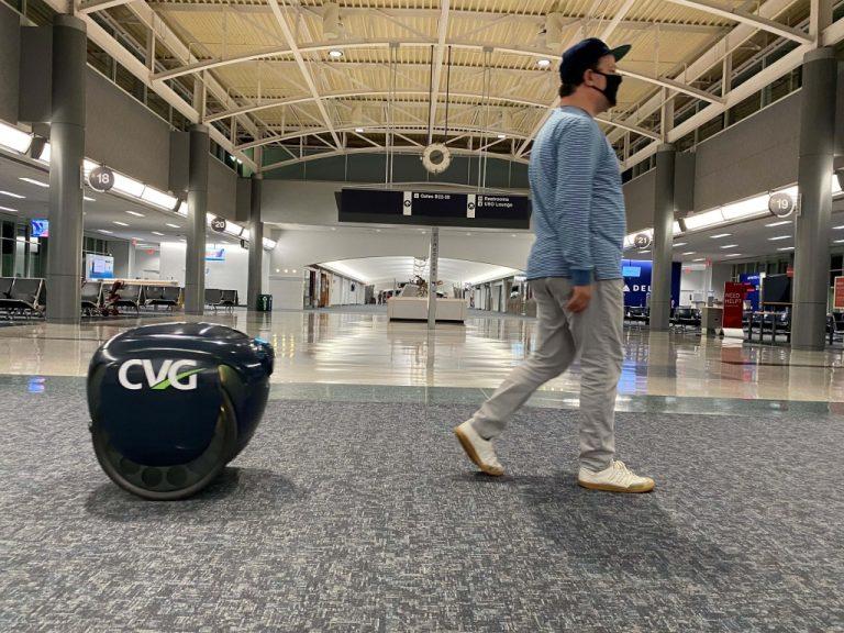 Piaggio Mulai Uji Coba GITA, Robot Pintar yang Menyasar Sektor B2B