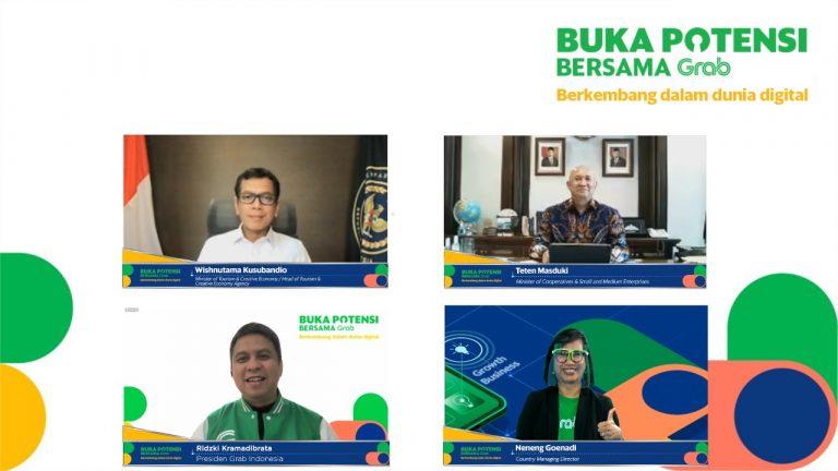 Gelar Konferensi Nasional Mitra Merchant Perdana, Grab Tegaskan Dukungan untuk UMKM Bidang Kuliner