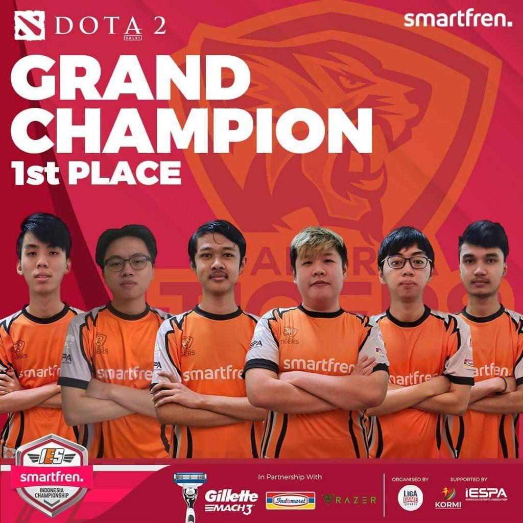 IES Smartfren Indonesia Championship