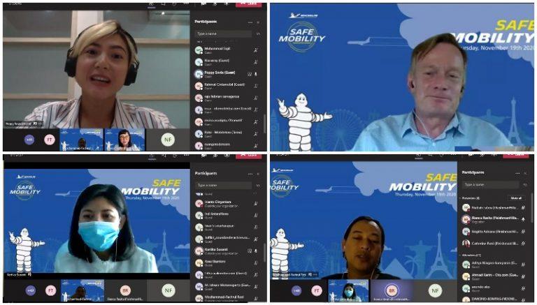 Kampanye Keselamatan Berkendara 'Michelin Safe Mobility 2020' Digelar Online, Ini Agendanya …