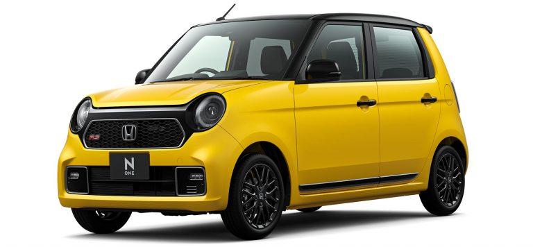 Tersedia Di Jepang, Mobil Kecil Honda All New N-One Sudah Mulai Dipasarkan
