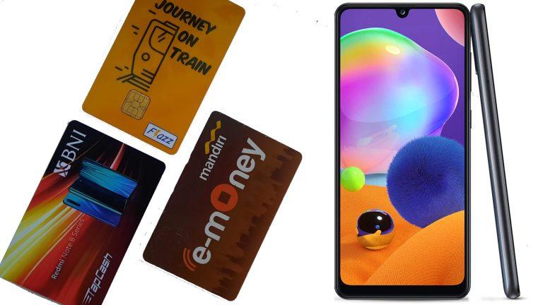 NFC di Galaxy A31 dan A21 Dukung Transaksi Non Tunai dan Transfer File yang Mudah