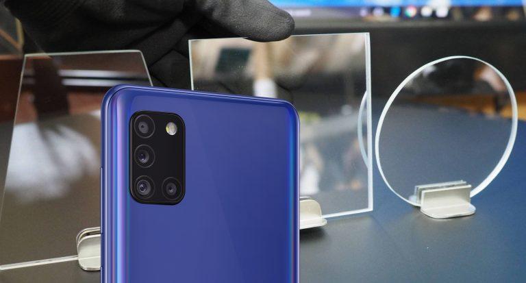 Samsung Galaxy A31 Juga Bisa Bikin Foto Aesthetic dengan Bantuan Cermin