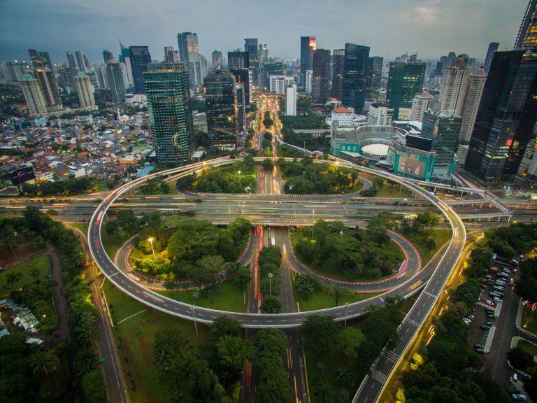 100 Tahun Di Dunia, Shell Bitumen di Indonesia Berkomitmen Bangun Konektivitas
