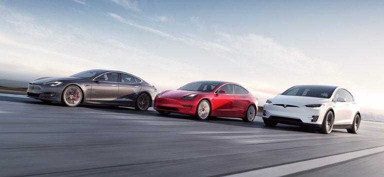 Tesla Kuasai 18% Pangsa Pasar Kendaraan Listrik Global