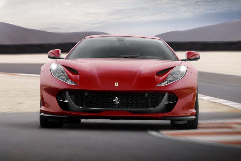 Berantakan oleh Pandemi, Pengiriman Global Ferrari Menukik Hingga 17%