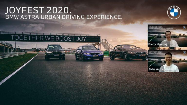 Kembali Gelar Joyfest 2020, BMW Astra Hadirkan Pengalaman Terbaik bagi Pelanggannya