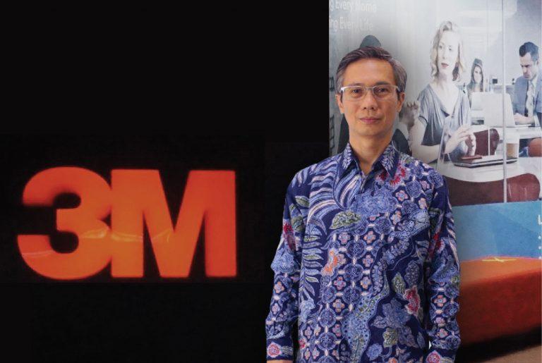 3M Indonesia Punya Presiden Direktur Baru