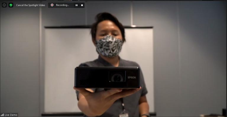 Sambut Liburan di Rumah, Epson Indonesia Perkenalkan Deretan 'Home Cinema Projector'