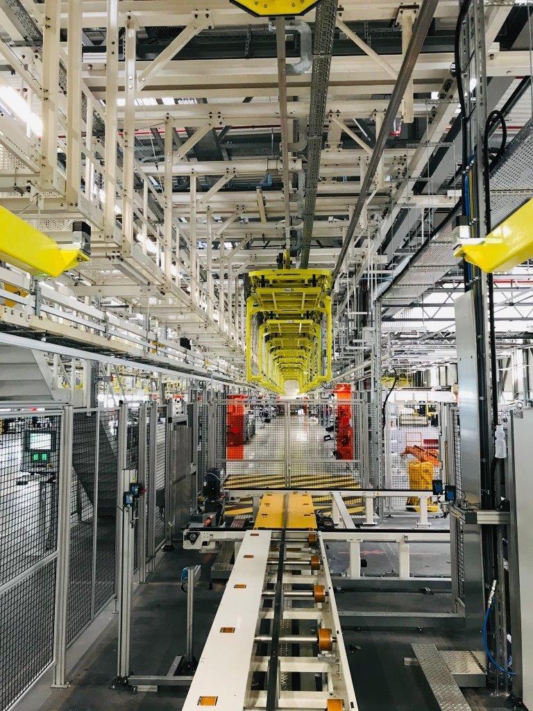 INEOS Automotive Akuisisi Pabrik Produksi Hambach dari Mercedes-Benz