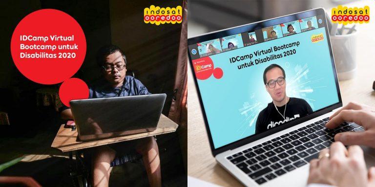 Pantang Mundur Meski Pandemi, Indosat Ooredoo Gelar Pelatihan Coding secara Virtual bagi Penyandang Disabilitas