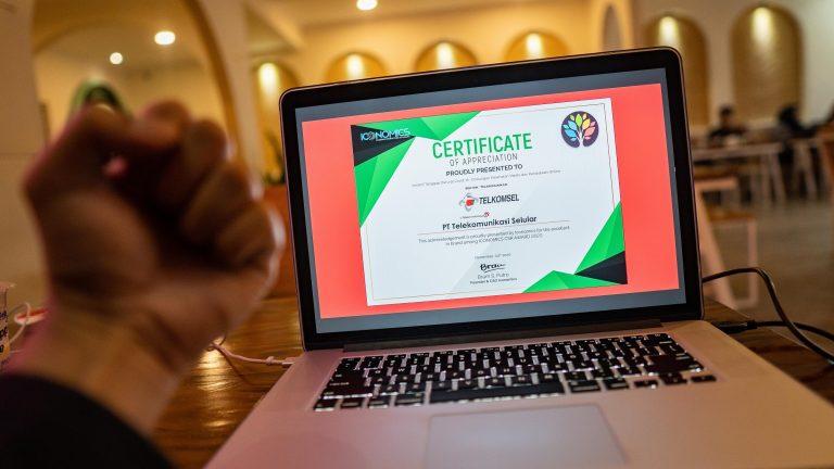 Inisiatif Tanggap Darurat Covid-19 Tepat Sasaran, Telkomsel Dianugerahi Penghargaan