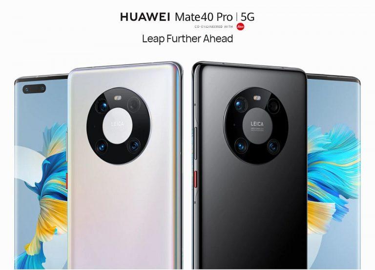 Tutup Tahun 2020, Huawei Buka Pre-Order Mate 40 Pro di Indonesia. Buruan, Ada Diskon Rp 1 Juta!