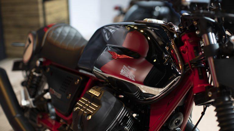 PT Piaggio Indonesia Perkenalkan Dua Model Generasi Ketiga Moto Guzzi V7, Sebegini Harganya
