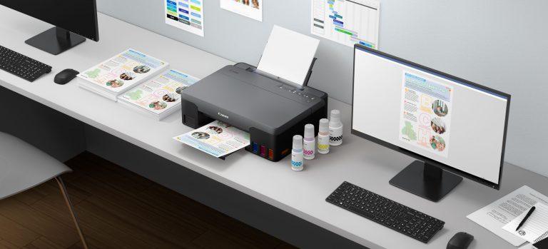 Canon Luncurkan 4 Printer Pixma Terbaru dengan Sistem Ink Tank