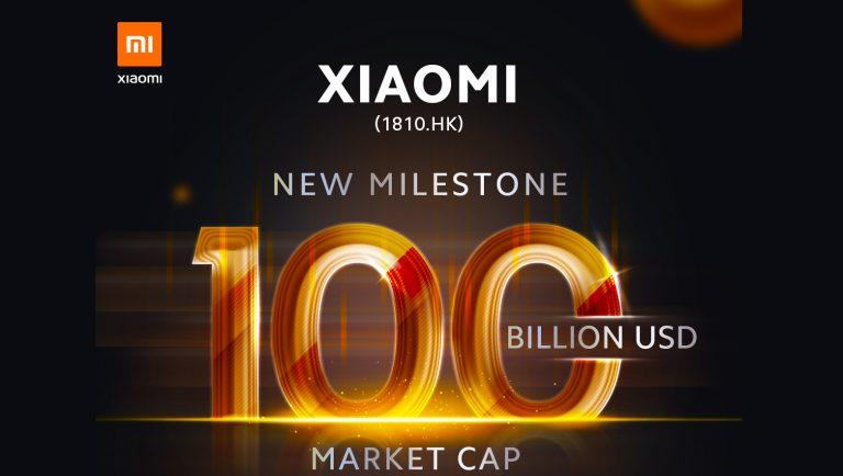 Prestasi Akhir Tahun, Xiaomi Masuk Klub Eksklusif 100 Miliar Dolar AS