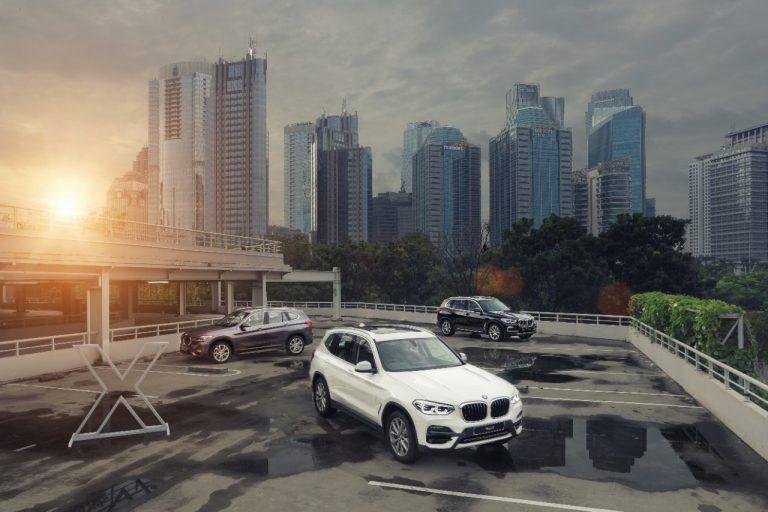 Sambut 2021 dengan Optimis, BMW Luncurkan Tiga Model Kendaraan Seri X Terbaru