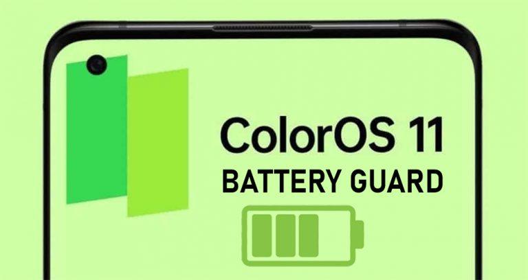 Mengenal Lebih Dekat Teknologi Battery Guard di ColorOS 11