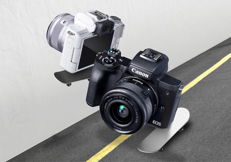 Canon Hadirkan EOS M50 Mark II, Mirrorless Praktis dengan Hasil Berkualitas