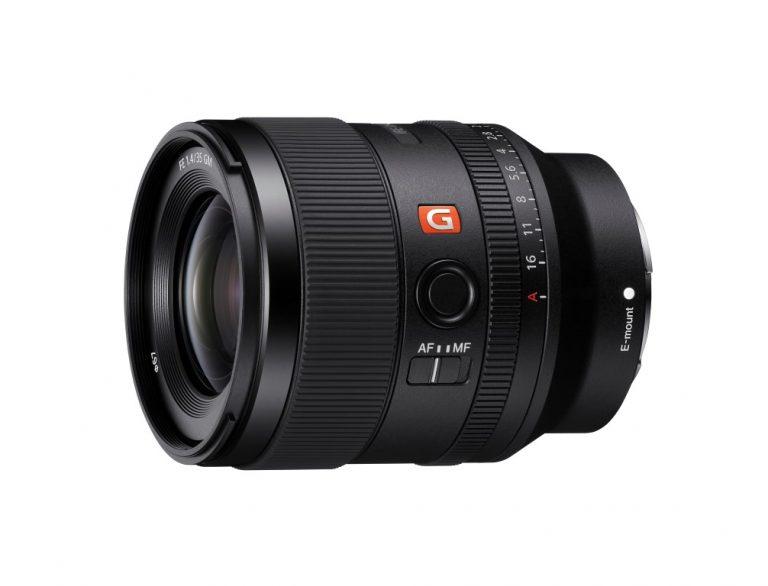Lengkapi Lensa Full Frame G Master, Sony Rilis Lensa FE 35mm F 1.4 GM