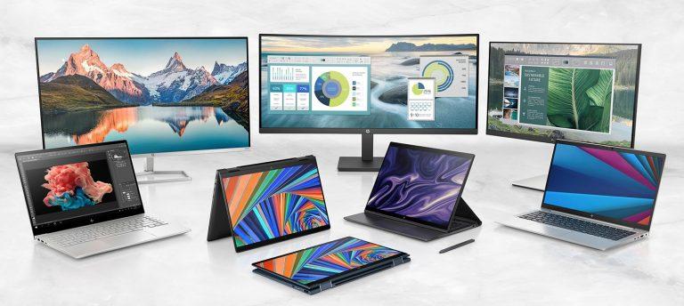 Ajang CES 2021, HP Rilis Deretan Laptop Premium hingga Earbud Canggih