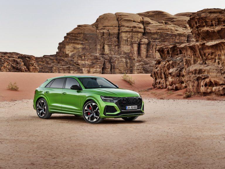 Hankook Resmi Jadi Ban Orisinal untuk Audi RS Q8