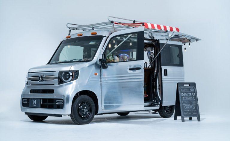 Intip Modifikasi Mobil Honda di Ajang Virtual Auto Salon 2021