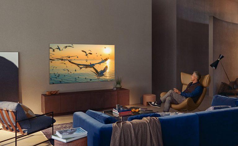 Jelang CES 2021, Samsung Perkenalkan Neo QLED, Micro LED, dan Lifestyle TV