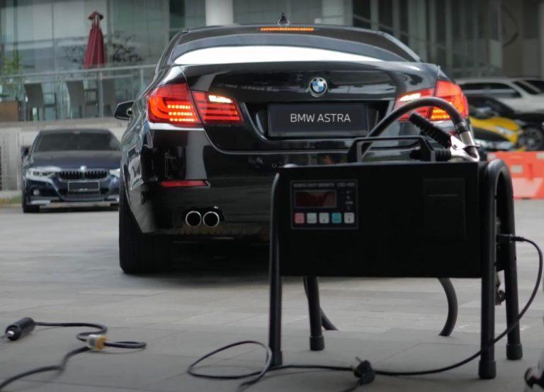 Tersertifikasi Pemda DKI Jakarta, BMW Astra Sediakan Layanan Uji Emisi