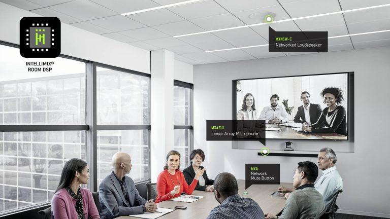 Shure Tawarkan Solusi Lengkap Ekosistem Audio untuk Setiap Jenis Ruang Kolaborasi