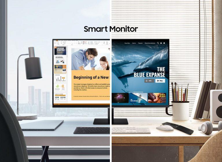 Dibandingkan Smart TV, Samsung Smart Monitor M7 Lebih Cocok Dukung Aktivitas di Era New Normal