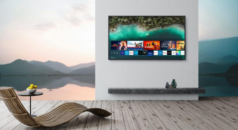 Samsung The Terrace Bawa Pengalaman Menonton TV ke Area Outdoor