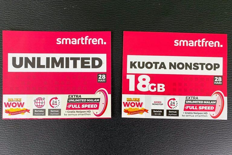 Pikat Pelanggan, Smartfren Suguhkan Kuota Extra Unlimited Malam Full Speed