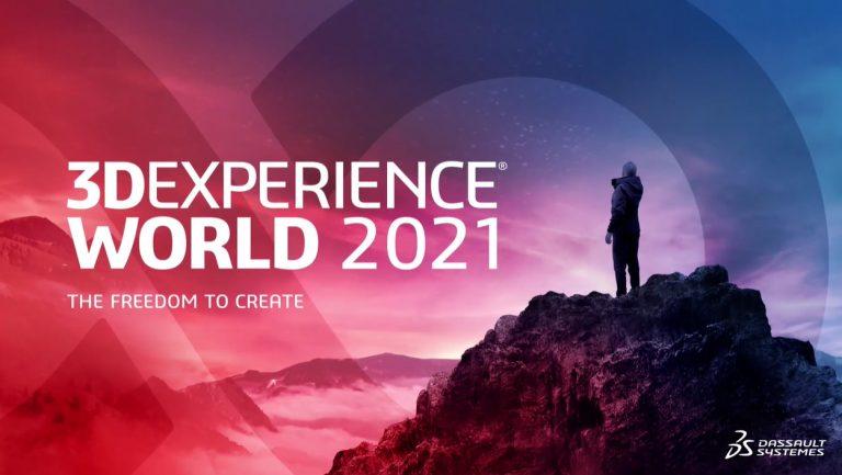 3Dxperience World 2021 Tampilkan Keunggulan Solusi Desain 3D untuk Berbagai Industri